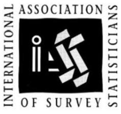 International Association of Survey Statisticians logo